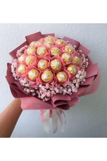 HB197 Ferrero Rocher In Pink