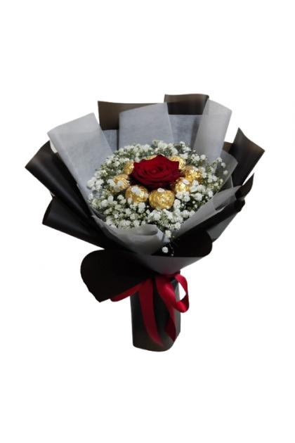 HB196 Ferrero Rocher Only 1 Rose