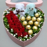 BX003 (Roses Chocolate in Box)