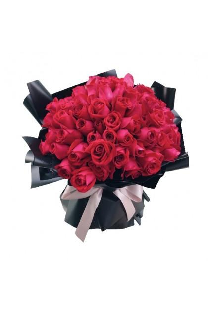 HB157 Red Rose