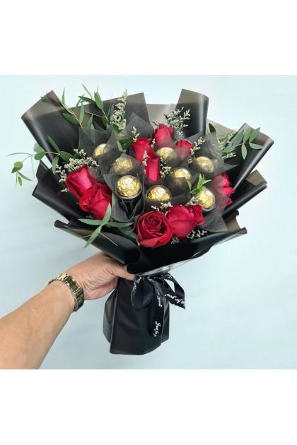 HB183 Rose Ferrero