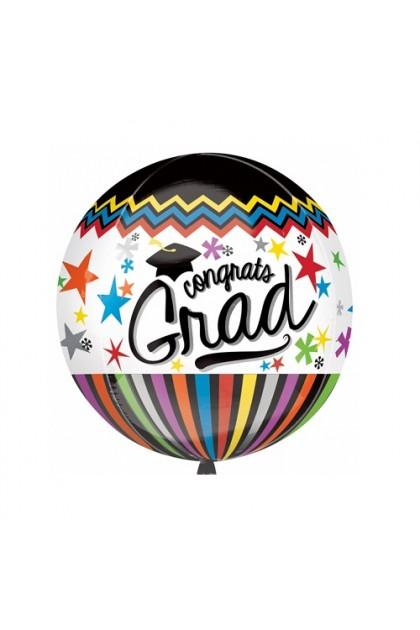 Congrats Grad Foil Balloon
