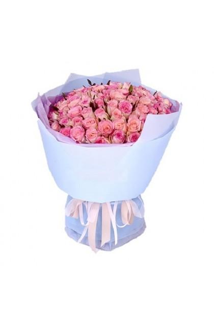 HB296 Pink Roses
