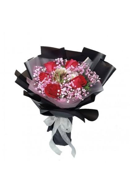 HB08813 Rose