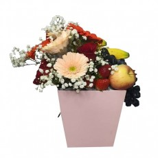 HB08861 Fruits Box & Flowers