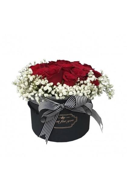BXF001 Box Flower