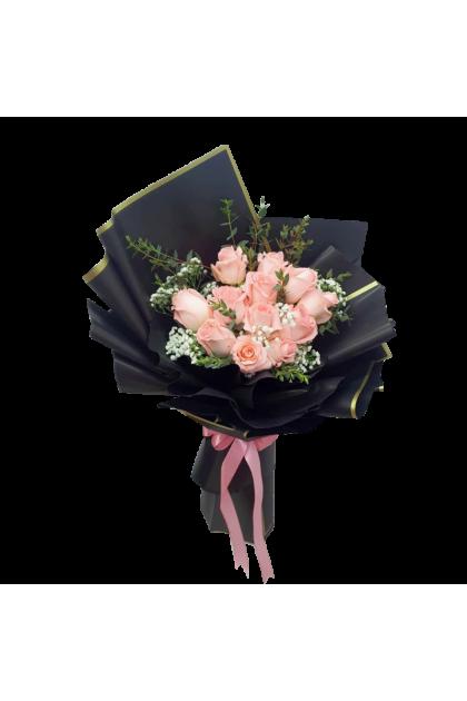HB08956 Pink Rose