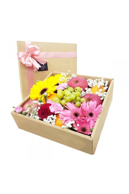 Flower Fruit Box