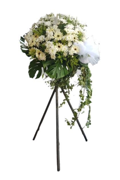 SF010 Condolences Flower Stand
