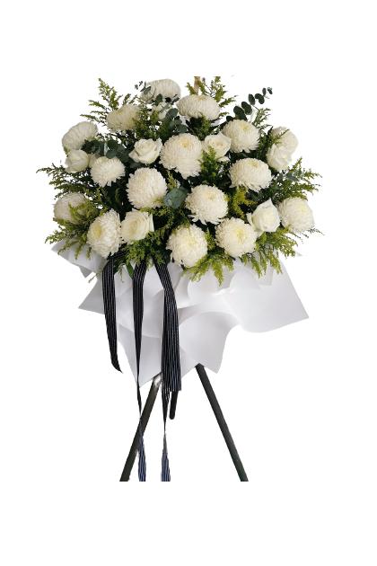 SF020 Condolences Flower