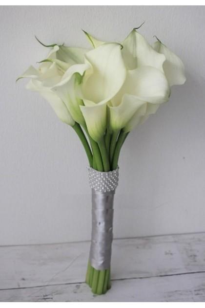 BB033 Calla Lily Bridal Bouquet