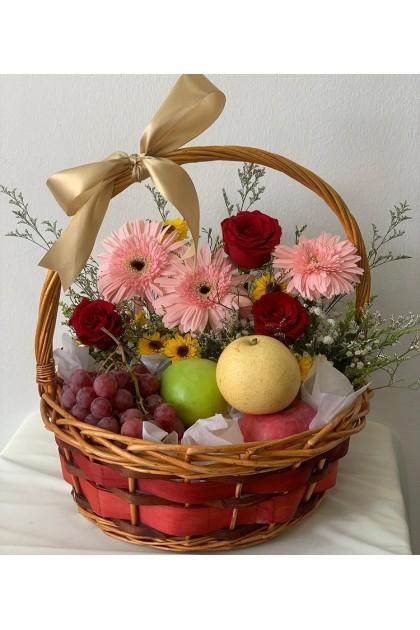 FFA0101 Fruit Flower Basket