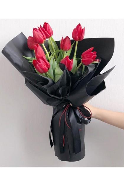 HB199 Tulip Bouquet